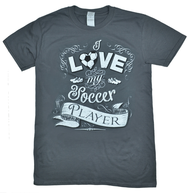 Top 3 Custom Soccer T-Shirts You Can Order Today
