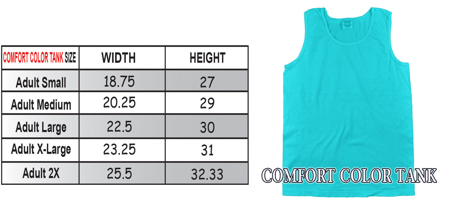 comfort pigment comforter products design tank tanks colors top dyed custom ultrapress athletic