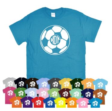 Custom T-Shirts & Accessories for Soccer Fanatics
